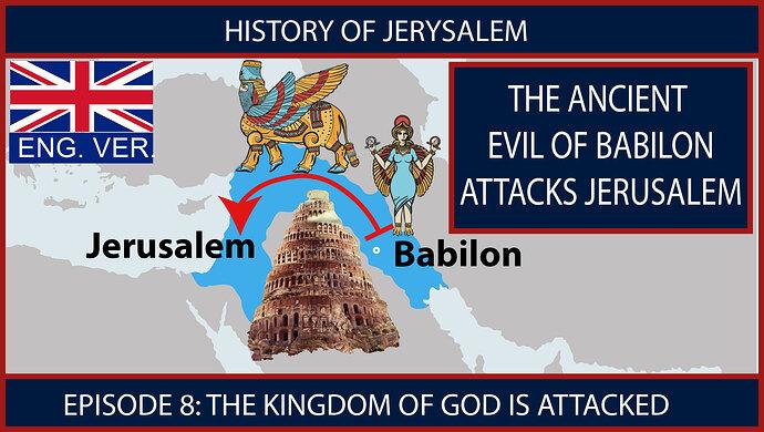 Okładka Babilon ENG1