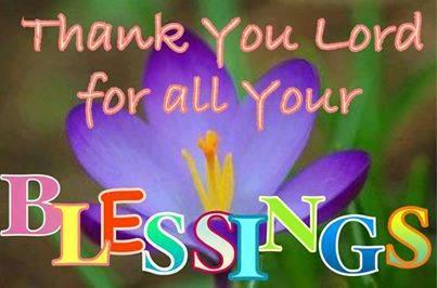 all blessings