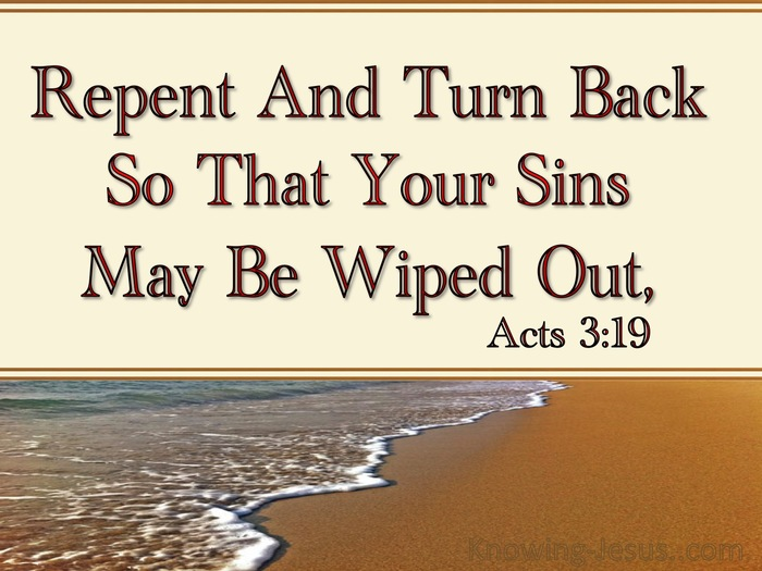 Acts 3-19 Times of Refreshing cream
