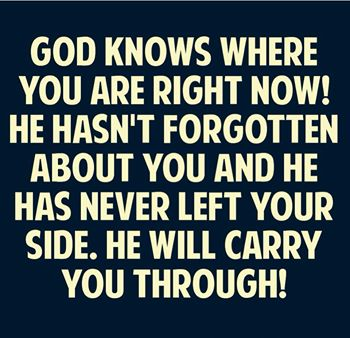 Godknowswhere